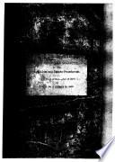Nov. 15, 1899 - Mar 15, 1900