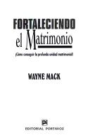 fortaleciendo el matrimonio wayne mack pdf gratis